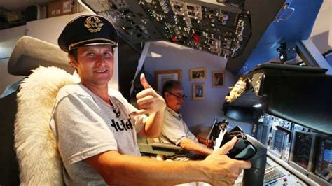 build your own house simulator create your own airplane cockpit simulator at home