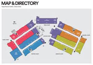 premium outlet map everything to about the grand opening of ta
