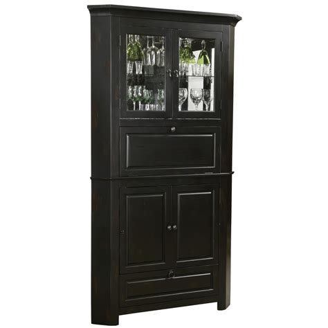 Wine Bar Cabinet Furniture Howard Miller Cornerstone Home Bar Cabinet 695082 695 082