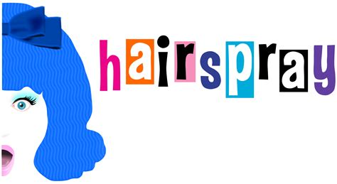 Hair Free by Hairspray Cliparts