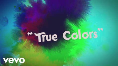 ture colour justin timberlake kendrick true colors lyric