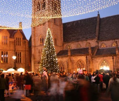 durham christmas light switch on durham bid