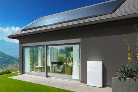 charging tesla with solar panels tesla s new low profile solar panels blend seamlessly into