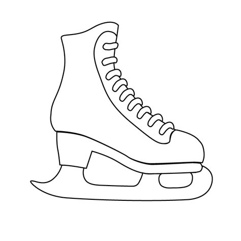 hockey skates coloring pages hockey skate page coloring pages