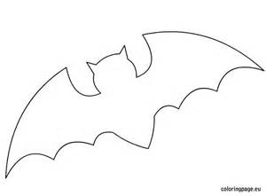 bat templates bat outline cake ideas and designs