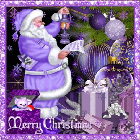 purple merry christmas quote pictures   images  facebook tumblr pinterest