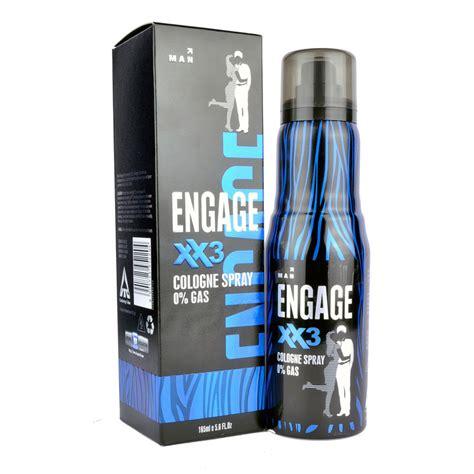 Parfum Fogg Tanpa Gas engage xx3 no gas deo cologne for