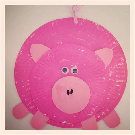 Animal Paper Plate Crafts - all about the farm ideas in 3 s seattle travel