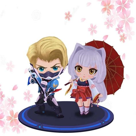 anime mobile legend chibi mobile legend mobile legend