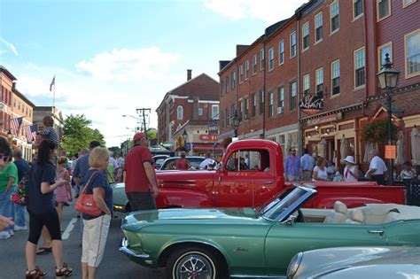 Newburyport Chamber Of Commerce Gift Card - cruisin the 50 s aug 18 2016 the greater newburyport chamber of commerce and
