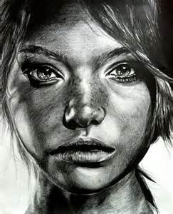 black and white pencil drawings black and white colored pencil drawing