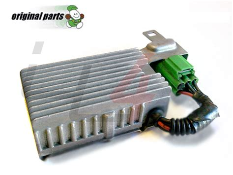 what is a resistor box for honda oem honda injector resistor box