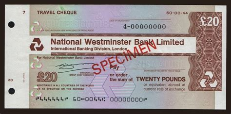 national westminster bank contact number travellers cheque national westminster bank limited 20