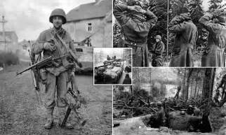 the real band of the untold story of the real band of brothers daily mail online