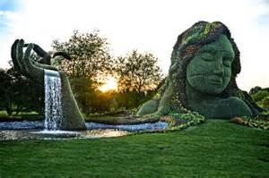 plan du site des mosa 239 cultures du jardin botanique de