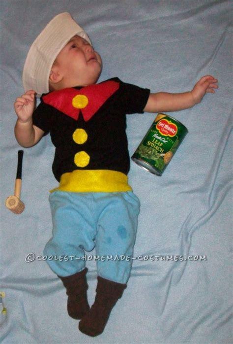 popeye onesie infant popeye the sailor costume