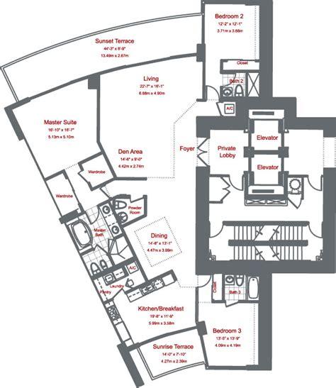 marriott grande vista 3 bedroom floor plan marriott grande vista 3 bedroom floor plan
