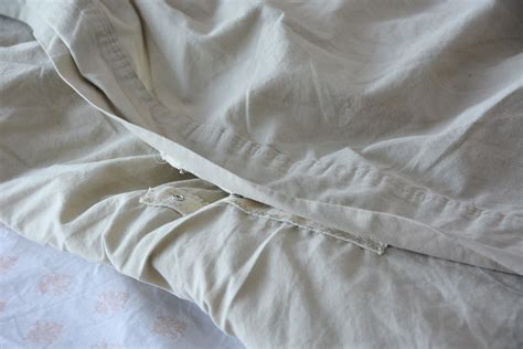 how to put a duvet cover on a down comforter how to sew a simple duvet cover weallsew
