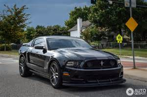 Ford Mustang Boss 302 Black 2013 Ford Mustang Boss 302 Gotta Have It Green Charcoal Black Recaro Pictures To Pin On Pinterest