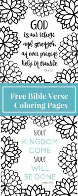 Bible Verse Coloring Pages free coloring pages of bible verse for
