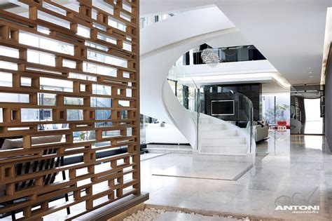 u home interior modern mansion with perfect interiors by saota