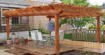 Backyard Arbors Designs Poolside Pergolas