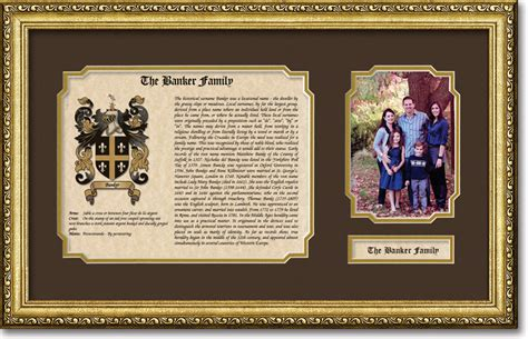 name origin coat of arms software family crest software