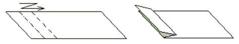 Lipat Zigzag by Sejarah Origami Seni Melipat Kertas Dari Jepang