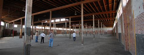 hughes warehouse adaptive reuse san antonio by overland partners home in the heart of progress overland partners