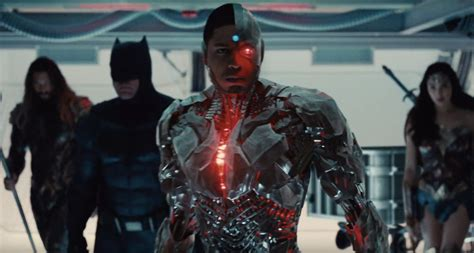 justice league film cyborg justice league reshoots cyborg s tone was lightened
