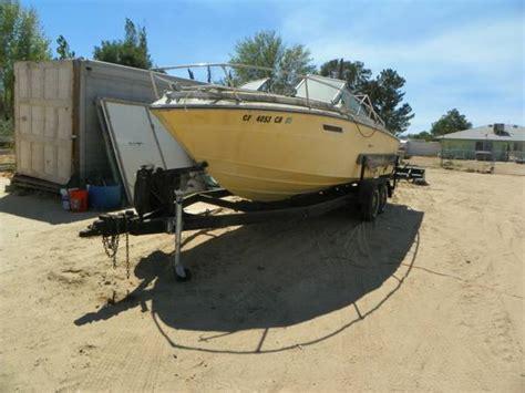 22 Ft Cuddy Cabin Boats For Sale by 1977 Sea 22 Ft Boat Littlerock Ca Free Boat