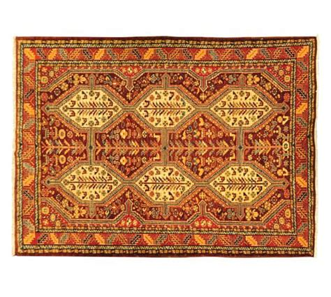 arzu rugs arzu studio pride knotted rug pottery barn