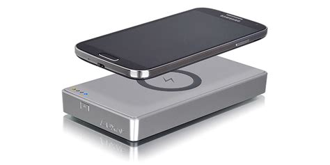 Power Bank Wireless Charger luxa2 tx p1 5000mah wireless charging power bank
