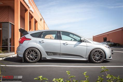 wing ford race rear wing spoiler for 2013 ford focus st mk 7 5 ja8