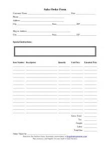 Form Templates by Order Form Template E Commercewordpress