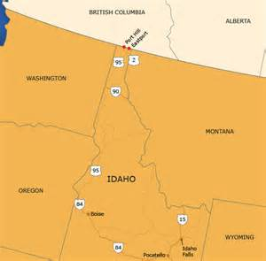 idaho border map tbwg