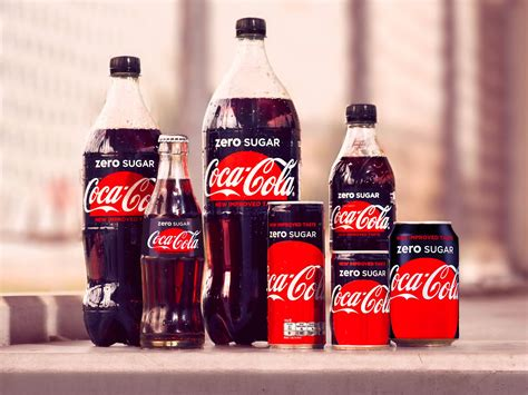 Produk Colla coca cola is ditching sugar business insider