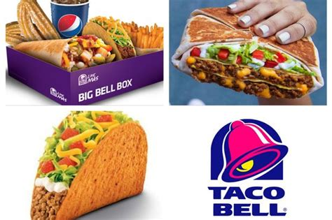 Taco Bell Light Menu 28 Images Could Taco Bell S