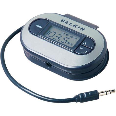 fm transmitter belkin tunecast ii from conrad