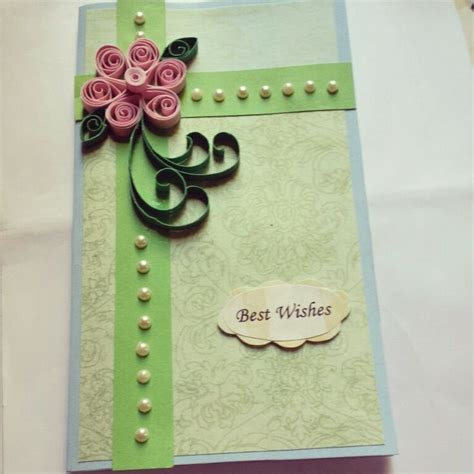 Handmade Wishing Cards - 17 best images about best wishes cards on the