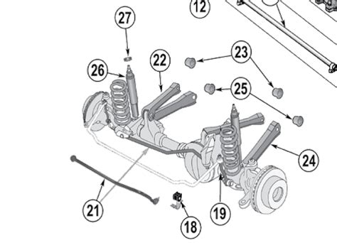 2001 jeep grand front end diagram jeep liberty suspension diagram pictures to pin on