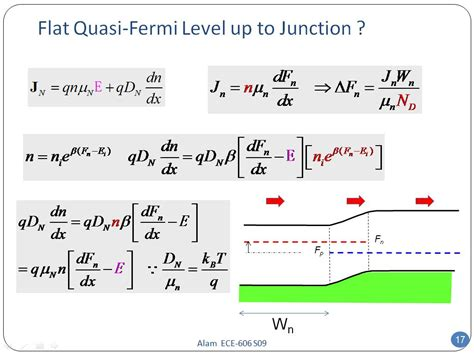 pn junction diode fermi level nanohub org courses ece 606 solid state devices professors muhammad a alam and