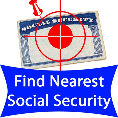 social security administration office locator security