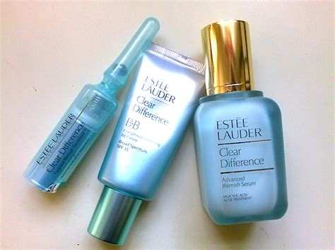 Serum Estee Lauder Clear Difference Advanced Blemish Serum review ingredients est 233 e lauder clear difference
