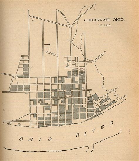Records Cincinnati Ohio Hamilton County Ohio Genealogy Family History Resources