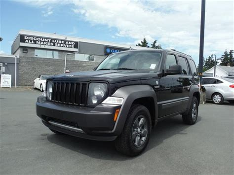 Jeep Liberty Competitors 2010 Jeep Liberty Renegade 4wd Remote Start Bc Only