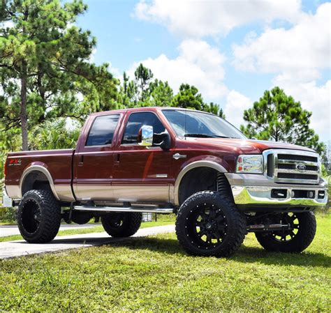king ranch lifted  inches carsponsorscom