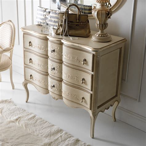 Chest Of Drawers Set by Italian Ornate Chest Of Drawers And Mirror Set Juliettes