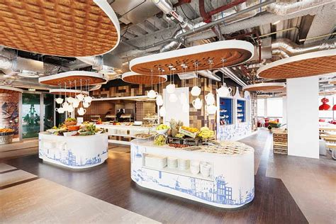 google office tour google amsterdam office a tour through the whimsical and