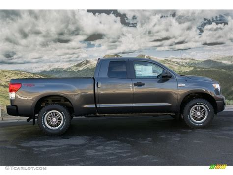 2013 Toyota Tundra Rock Warrior Magnetic Gray Metallic 2013 Toyota Tundra Trd Rock Warrior